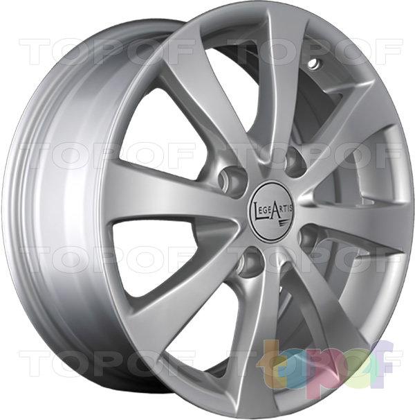 Колесные диски Replica LegeArtis GM40. Изображение модели #4