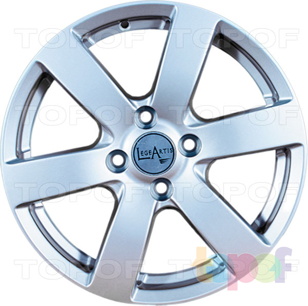 Колесные диски Replica LegeArtis GM41. Изображение модели #1
