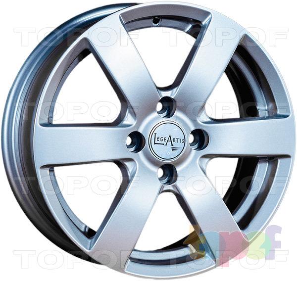 Колесные диски Replica LegeArtis GM41. Изображение модели #2