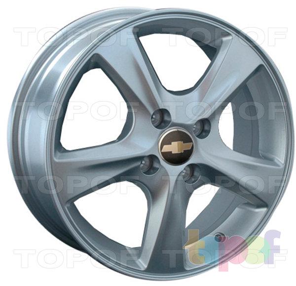 Колесные диски Replica LegeArtis GM43. Изображение модели #1