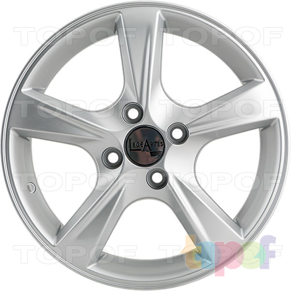 Колесные диски Replica LegeArtis GM43. Изображение модели #2