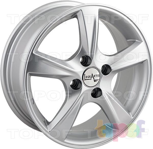 Колесные диски Replica LegeArtis GM43. Изображение модели #3
