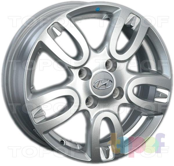 Колесные диски Replica LegeArtis GM44. Изображение модели #1