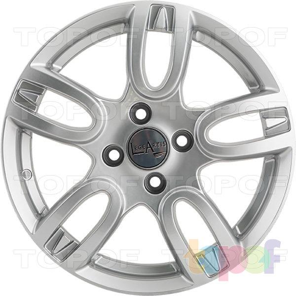 Колесные диски Replica LegeArtis GM44. Изображение модели #2