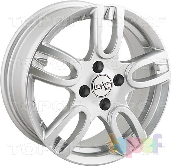 Колесные диски Replica LegeArtis GM44. Изображение модели #3