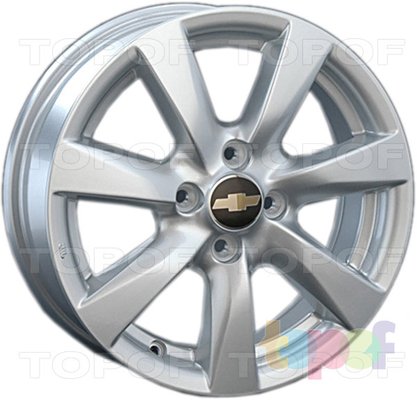 Колесные диски Replica LegeArtis GM45