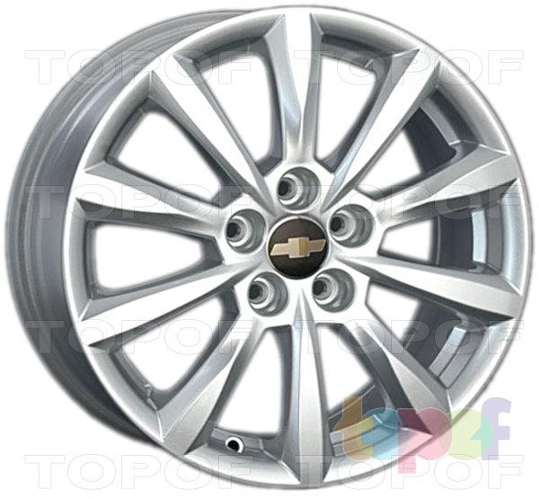 Колесные диски Replica LegeArtis GM49. Изображение модели #1
