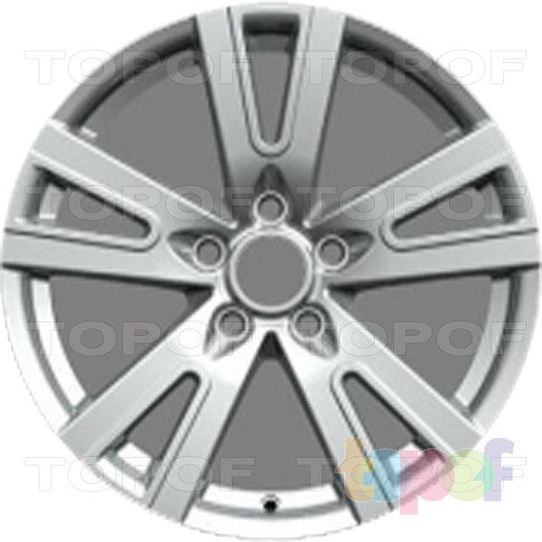 Колесные диски Replica LegeArtis GM50