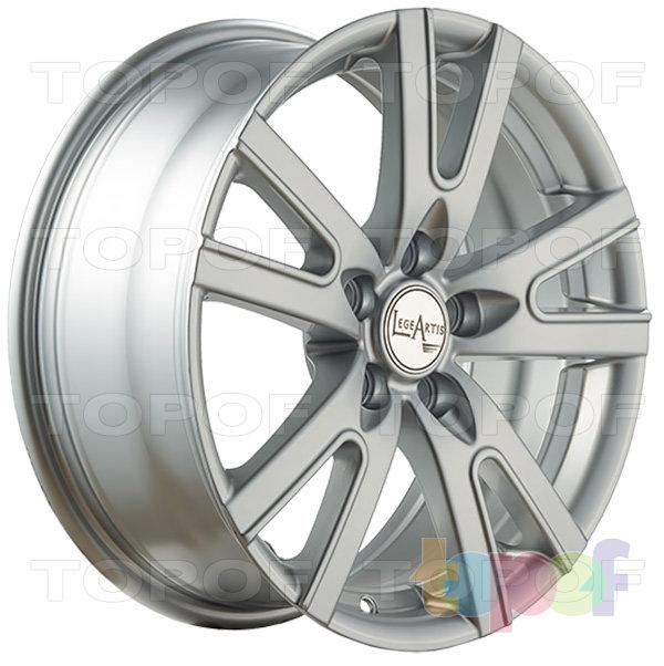 Колесные диски Replica LegeArtis GM50. Изображение модели #2