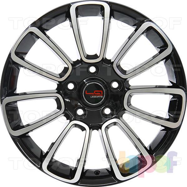 Колесные диски Replica LegeArtis GM501. Изображение модели #2