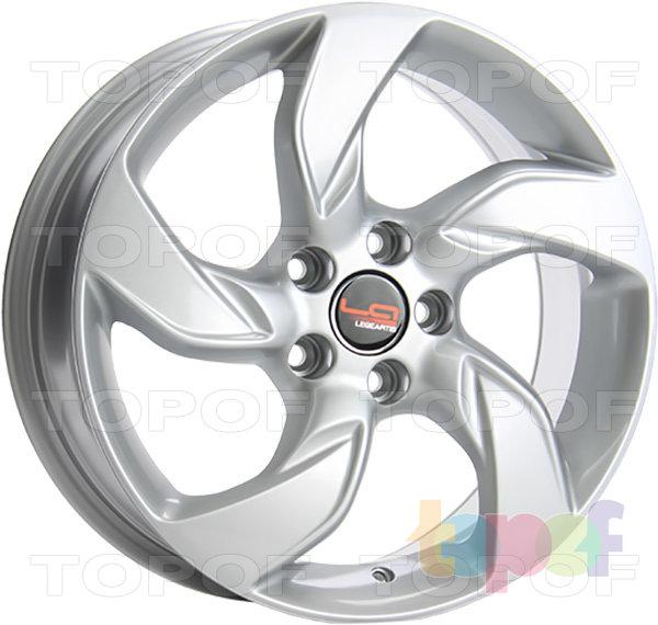Колесные диски Replica LegeArtis GM502. Изображение модели #1