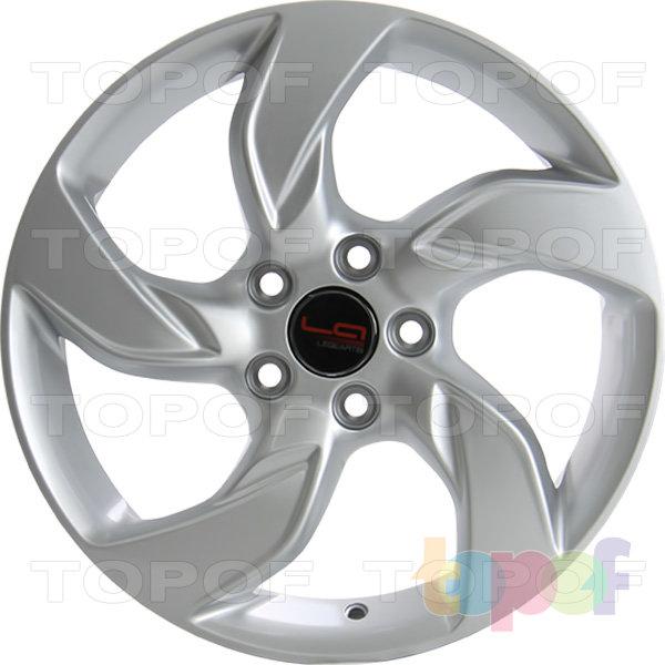 Колесные диски Replica LegeArtis GM502. Изображение модели #2