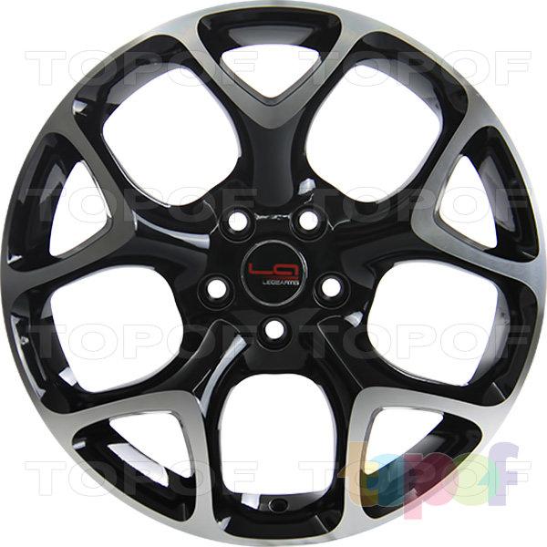 Колесные диски Replica LegeArtis GM504. Изображение модели #2