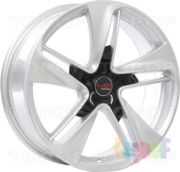 Колесные диски Replica LegeArtis GM505. Изображение модели #3