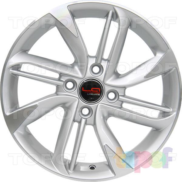 Колесные диски Replica LegeArtis GM506. Изображение модели #2