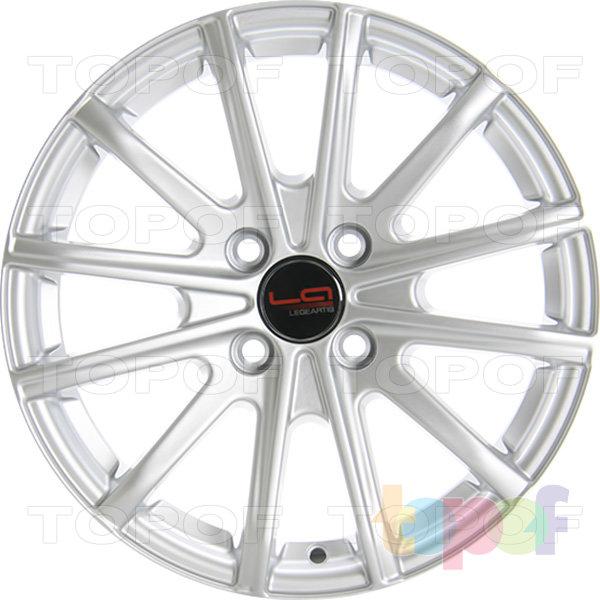 Колесные диски Replica LegeArtis GM507. Изображение модели #2