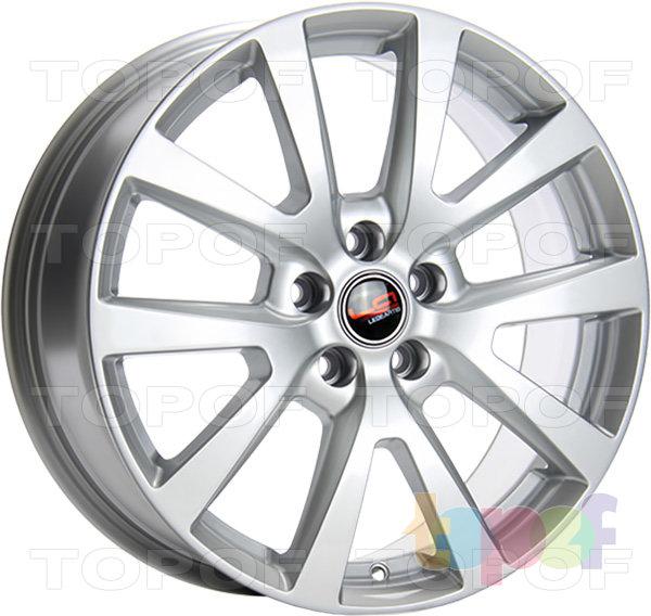 Колесные диски Replica LegeArtis GM509. Изображение модели #1