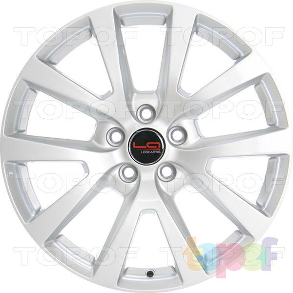 Колесные диски Replica LegeArtis GM509. Изображение модели #2