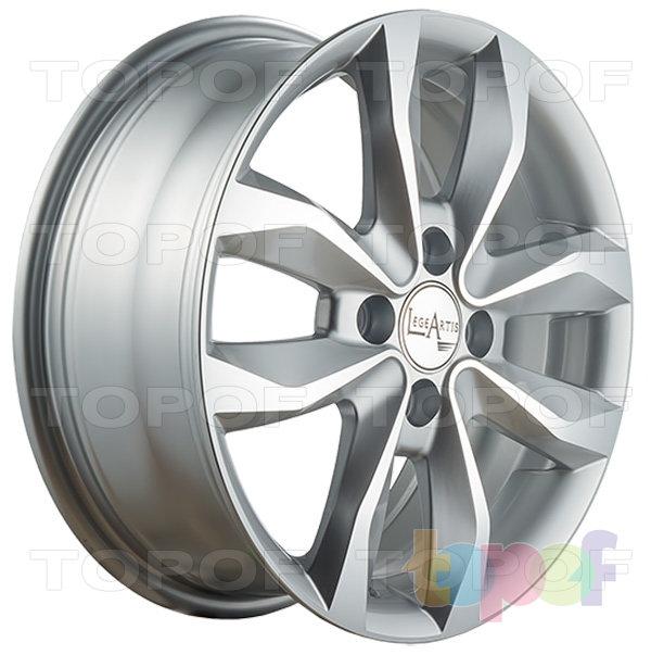 Колесные диски Replica LegeArtis GM51. Изображение модели #1
