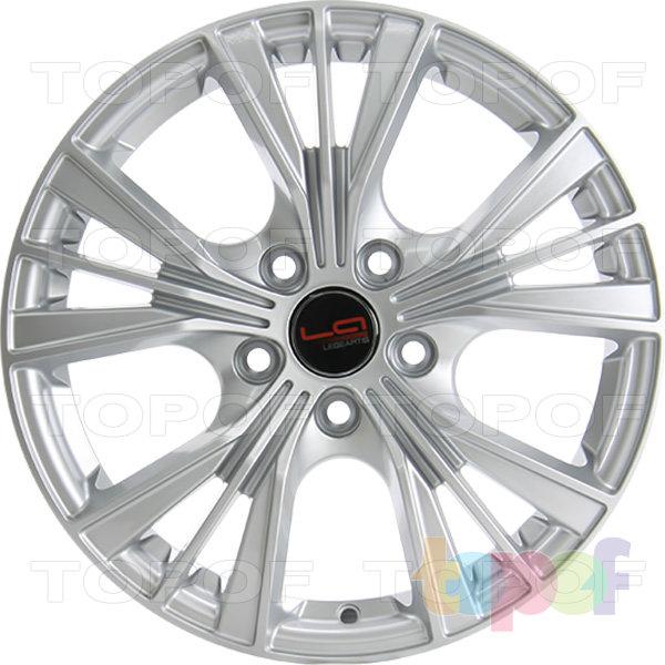 Колесные диски Replica LegeArtis GM510. Изображение модели #2