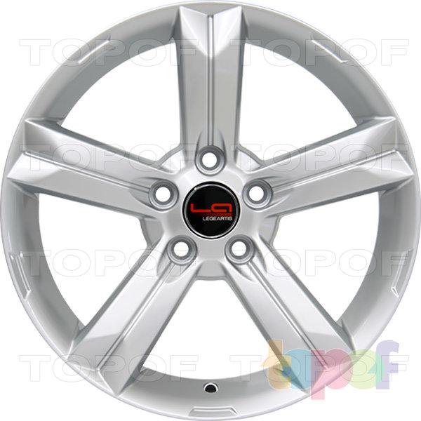 Колесные диски Replica LegeArtis GM511. Изображение модели #2