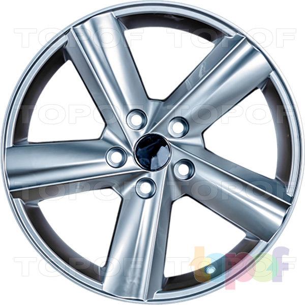 Колесные диски Replica LegeArtis GM57. Изображение модели #1
