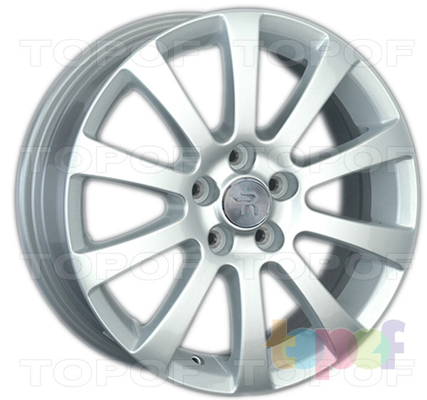 Колесные диски Replica LegeArtis GM68. Изображение модели #1