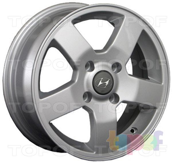 Колесные диски Replica LegeArtis GM9. Изображение модели #1