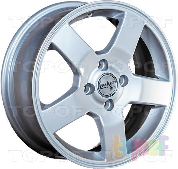 Колесные диски Replica LegeArtis GM9. Изображение модели #4