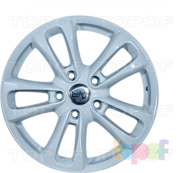 Колесные диски Replica LegeArtis H12. Изображение модели #1