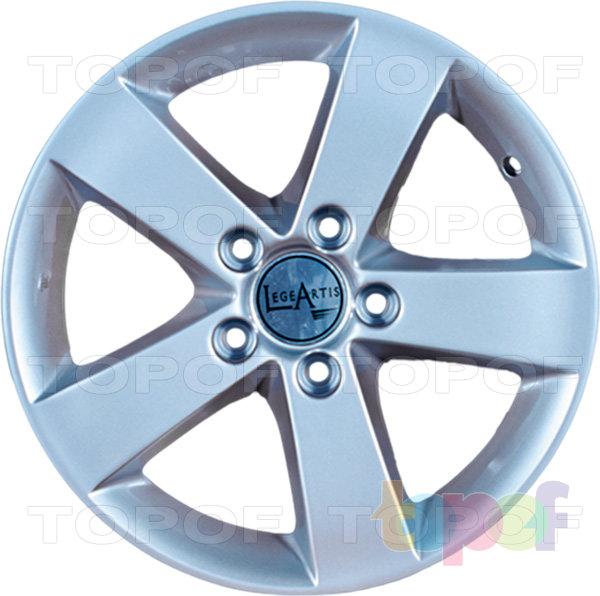 Колесные диски Replica LegeArtis H19. Изображение модели #1