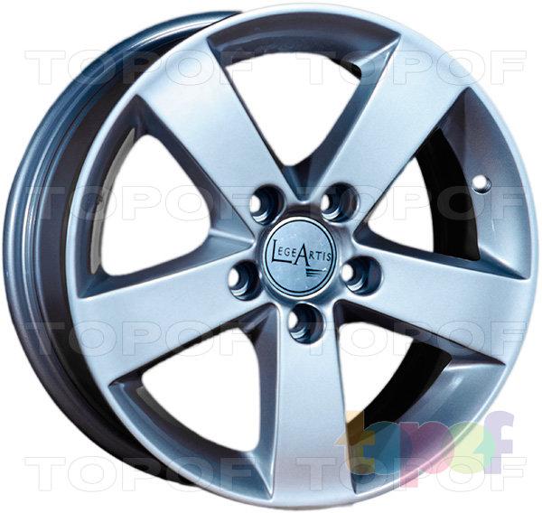 Колесные диски Replica LegeArtis H19. Изображение модели #2