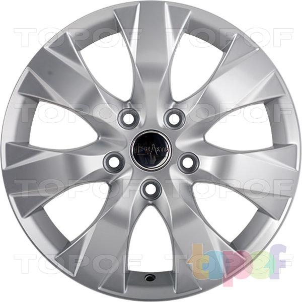 Колесные диски Replica LegeArtis H21. Изображение модели #1