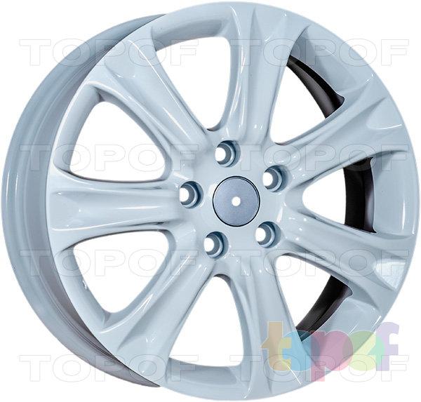 Колесные диски Replica LegeArtis H22. Изображение модели #2
