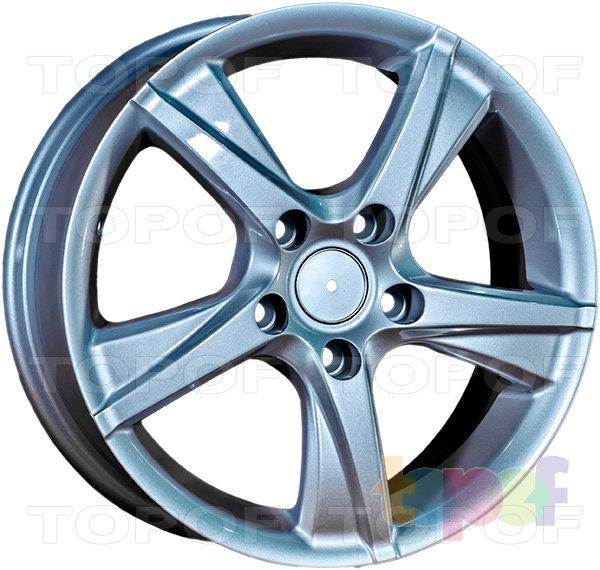 Колесные диски Replica LegeArtis H24. Изображение модели #2