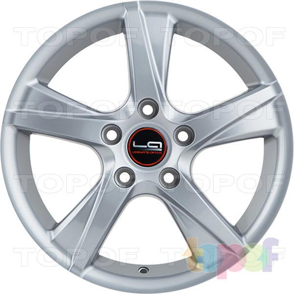 Колесные диски Replica LegeArtis H24. Изображение модели #3