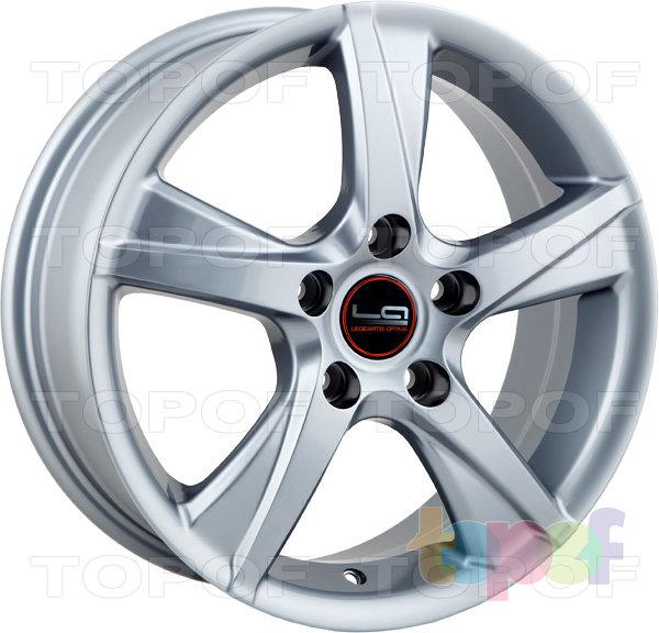 Колесные диски Replica LegeArtis H24. Изображение модели #4