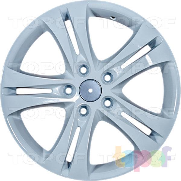 Колесные диски Replica LegeArtis H26. Изображение модели #1