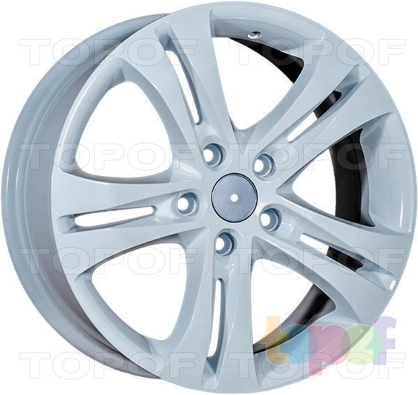 Колесные диски Replica LegeArtis H26. Изображение модели #2