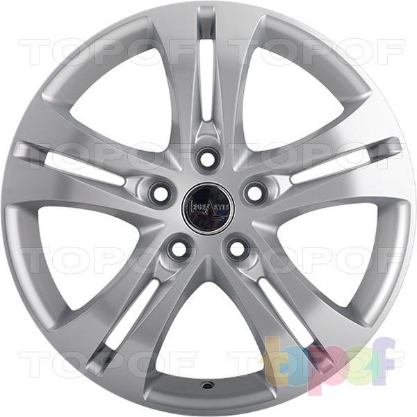 Колесные диски Replica LegeArtis H26. Изображение модели #4