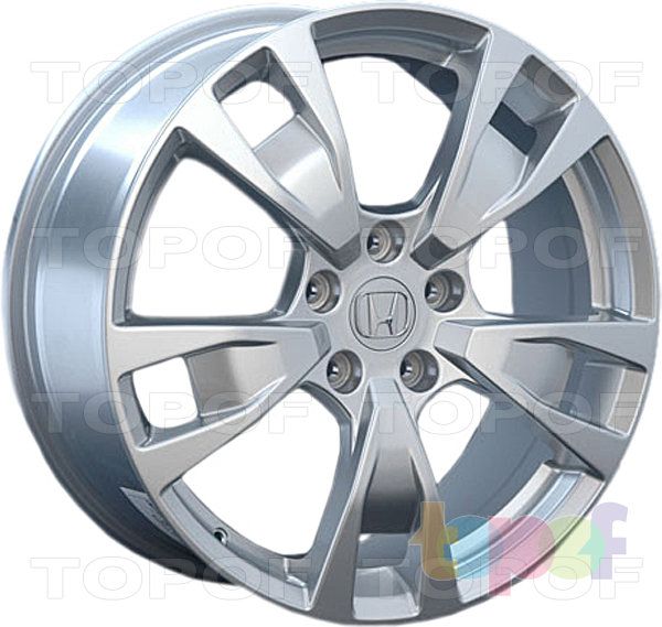 Колесные диски Replica LegeArtis H27. Изображение модели #1