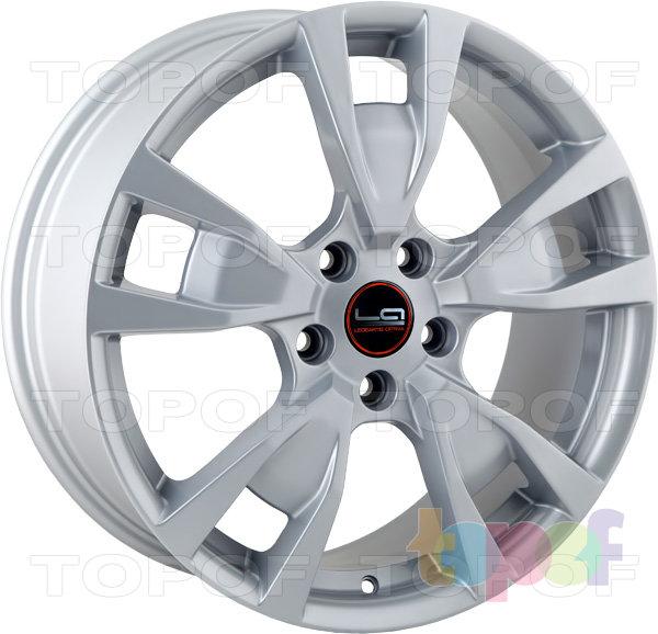 Колесные диски Replica LegeArtis H27. Изображение модели #3