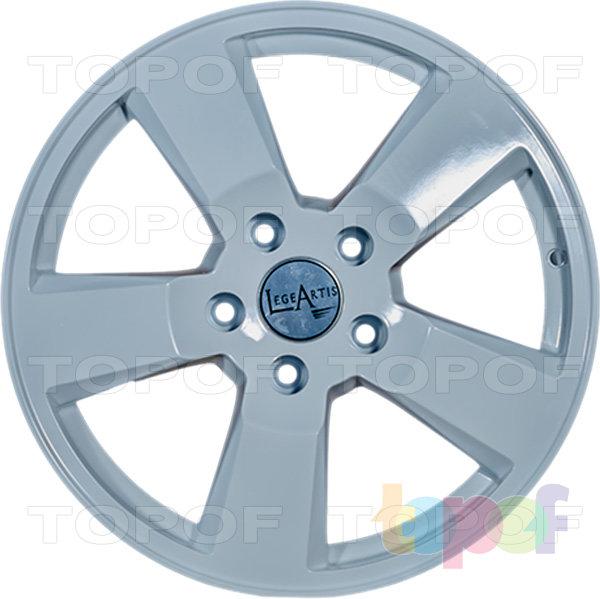 Колесные диски Replica LegeArtis H31. Изображение модели #4
