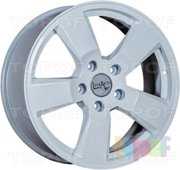 Колесные диски Replica LegeArtis H31. Изображение модели #5