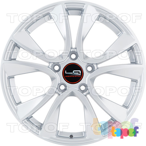 Колесные диски Replica LegeArtis H36. Изображение модели #4