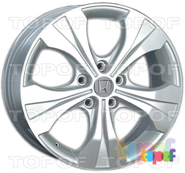Колесные диски Replica LegeArtis H40