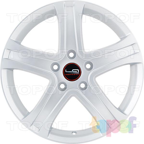 Колесные диски Replica LegeArtis H48. Изображение модели #1