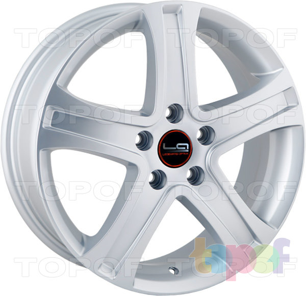 Колесные диски Replica LegeArtis H48. Изображение модели #2