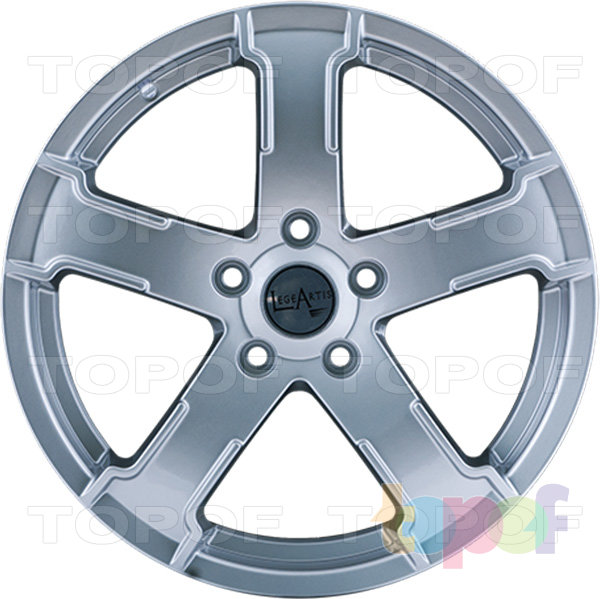 Колесные диски Replica LegeArtis H49. Изображение модели #1
