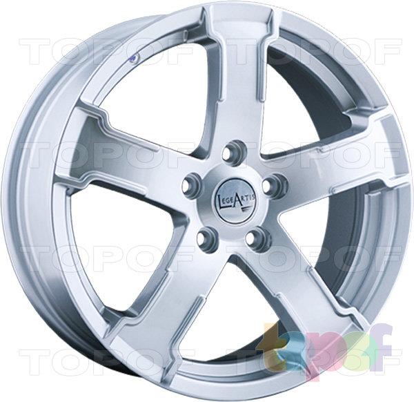 Колесные диски Replica LegeArtis H49. Изображение модели #2